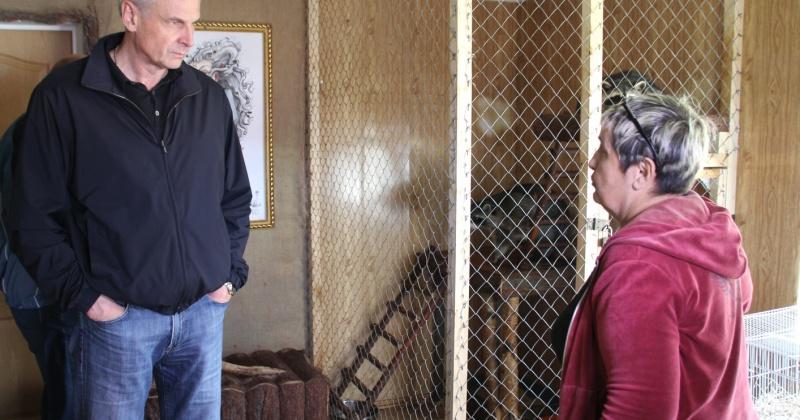 Единственный на Колыме контактный зоопарк будет благоустроен и получит поддержку правительства региона