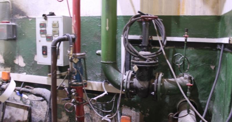 В Магадане близится отопительный период, начинается заполнение городских тепловых сетей и систем теплопотребления
