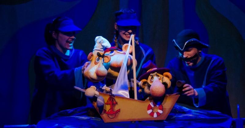 Артисты Магаданского областного театра кукол едут на гастроли в Тамбов