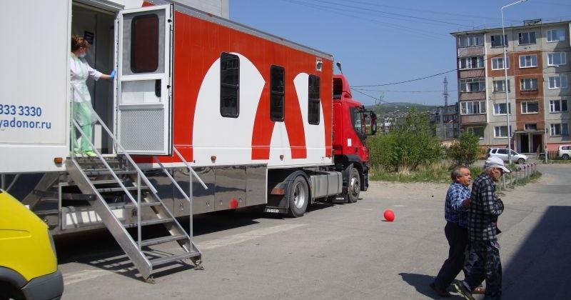 Станция переливания крови и инфекционная больница стали подразделениями Магаданской областной больницы