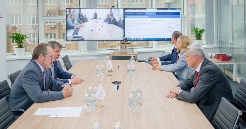 Сергей Носов: Госглавэкспертиза будет сопровождать проекты строительства и по Магаданской области