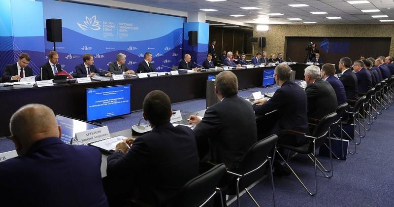 Губернатор Магаданской области Сергей Носов в своем выступлении на заседании Госсовета остановился на ряде специфических колымских проблем