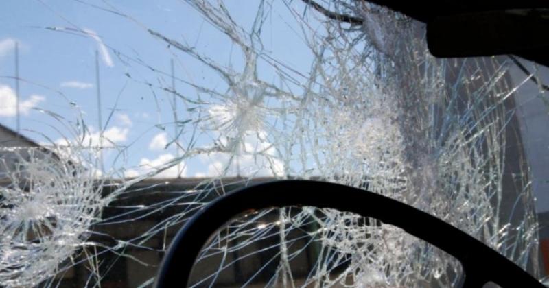 Магаданец, управляя автомобилем «УАЗ» врезался в мотоцикл «Хонда»