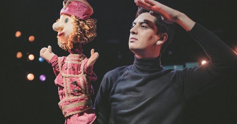 В труппе Магаданского театра кукол – пополнение