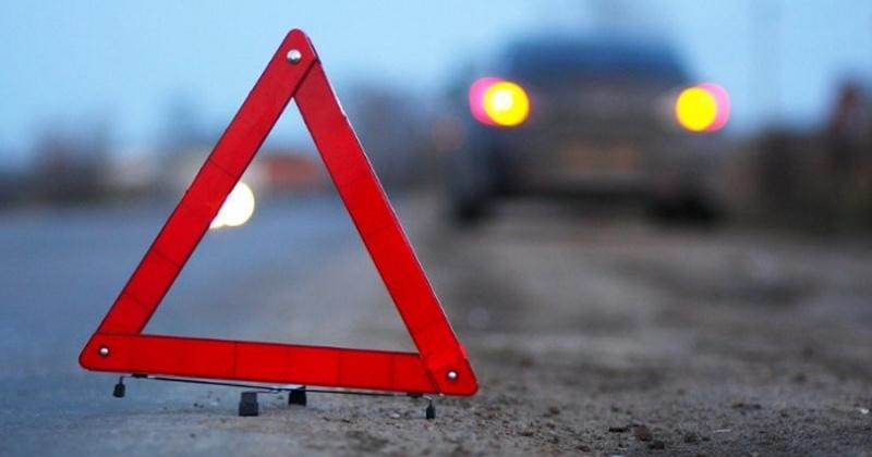 Женщина-водитель автомобиля «Хонда» и двухлетний пассажир получили телесные повреждения в результате ДТП