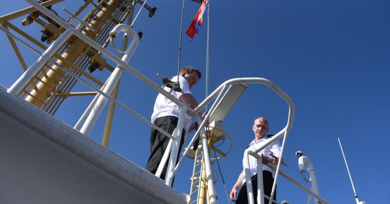 Новое судно FESCO будет работать на регулярном сервисе между портами Магадана и Владивостока