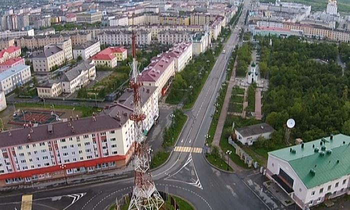 Мастер-план развития Магадана разрабатывает КБ Стрелка, он должен быть готов через 7 месяцев