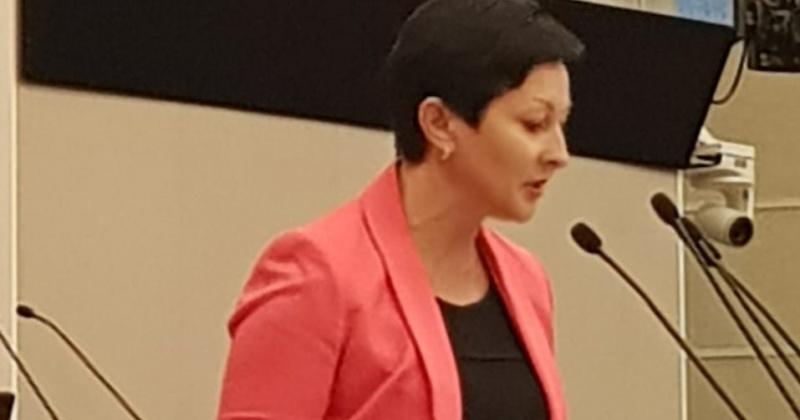 Оксана Бондарь: Неиспользованные средства ОМС должны оставаться в территориальных фондах