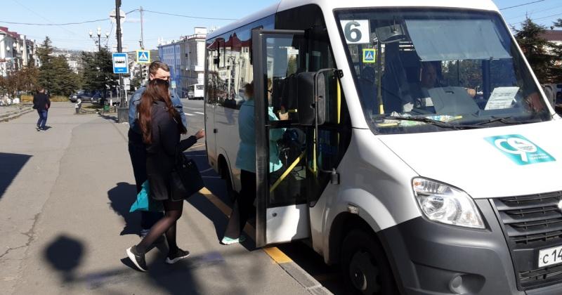В конце сентября в Магадане стартует очередная декада «Чистый автобус»