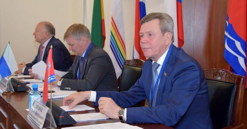Сергей Абрамов: Голос регионов о выравнивании их бюджетной обеспеченности был учтен при формировании плана работы Госдумы