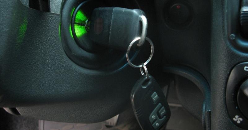 Сотрудники вневедомственной охраны задержали нетрезвого водителя в Магадане