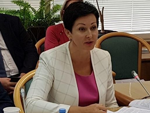 Оксана Бондарь: Важно, чтобы региональная наука получила поддержку государства