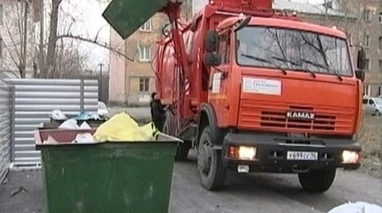 Жители многоквартирных домов Магадана за вывоз мусора с 1 июля 2019 года в месяц платят 58,98 руб.