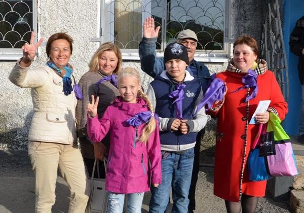 Старшее поколение Магадана приняло участие в историческом квесте