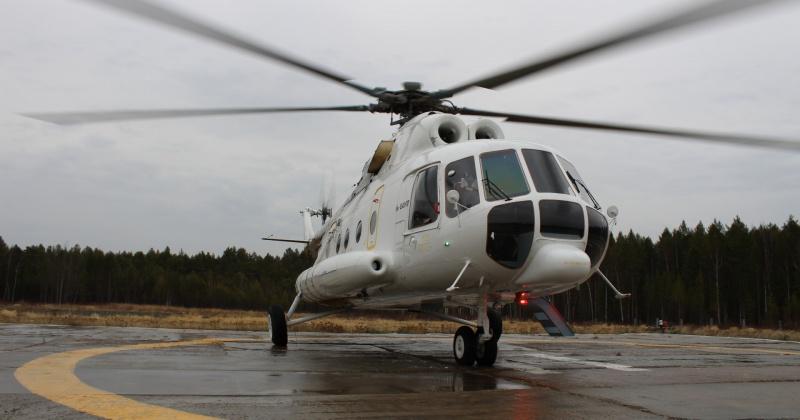 «Русские Вертолетные Системы» эвакуировали 145 пациентов в Магаданской области