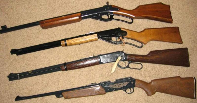 Полицейские Колымы ведут прием оружия