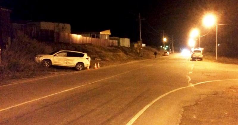 Два несовершеннолетних пассажира автомобиля «Тойота» получили телесные повреждения в ДТП