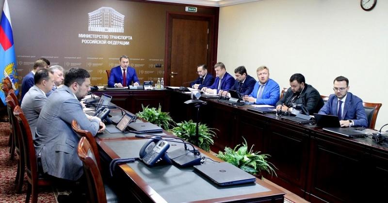 В Магаданской области дорожные работы по БКАД выполнены на 80%