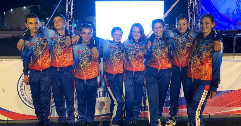 Команда школьников из Магаданской области заняла первое место на всероссийских «Президентских состязаниях»
