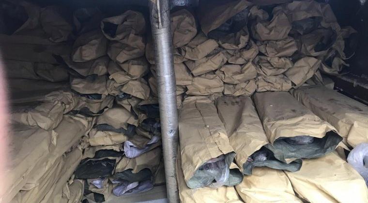 Камчатская компания  доставила в Магадан  более девяти тонн рыбопродукции без ветеринарно-сопроводительных документов