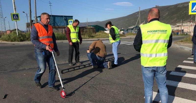 В Магаданской области нацпроект «Безопасные и качественные автомобильные дороги» выполнен более чем на 95%