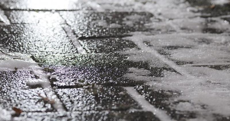 На территории Магаданской области ожидается сильный дождь, сильный мокрый снег, ветер