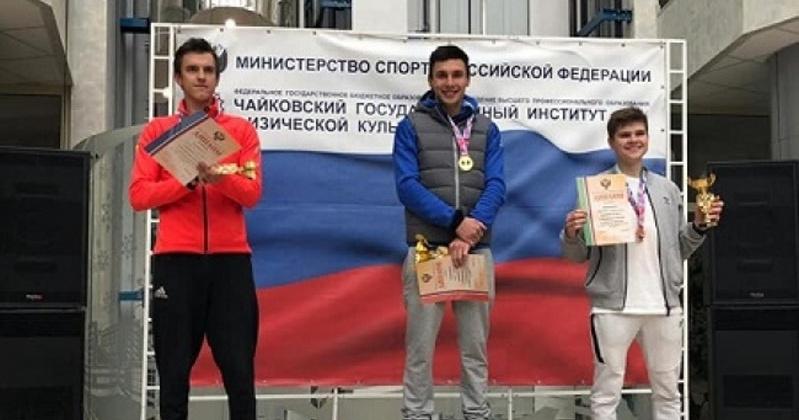 Магаданец Александр Миланин – бронзовый призер Чемпионата России по лыжному двоеборью