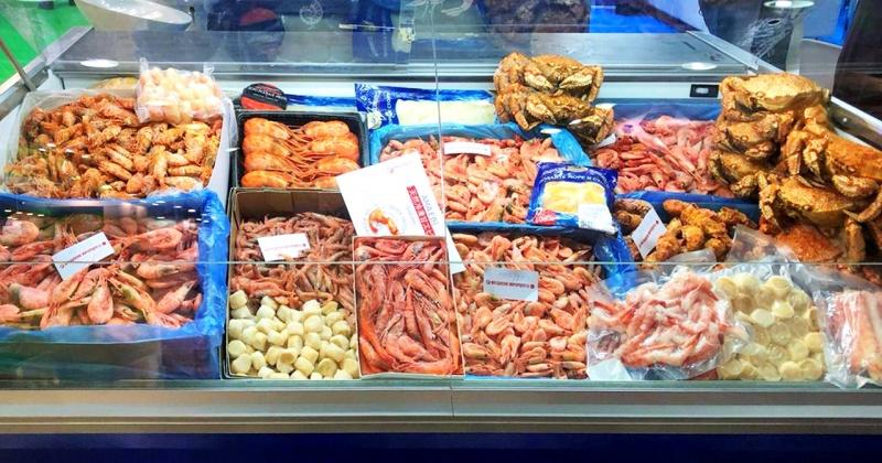 Попробовать Охотское море на вкус. Магаданские морепродукты покоряют WorldFood Moscow