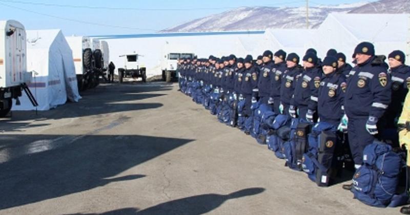 Сегодня в Магаданской области началась ежегодная Всероссийская тренировка по гражданской обороне