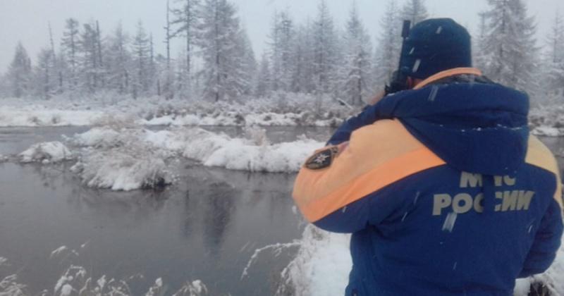 В районе ручья Быстрый на Колыме ищут пропавшего мужчину