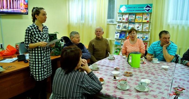 «Школу здоровья» для пожилых людей открыли в Магадане