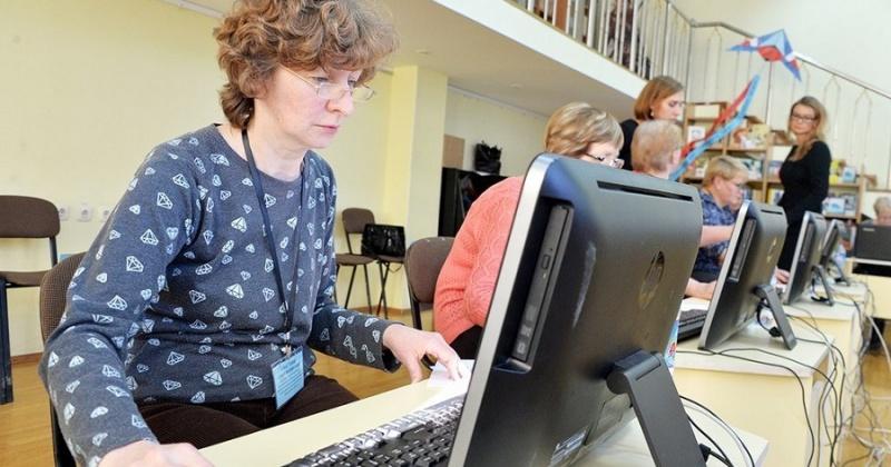 Колымчане предпенсионного возраста осваивают новые профессии