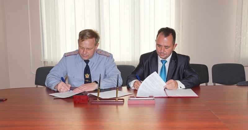 Между УФСИН России по Магаданской области и уполномоченным по правам ребенка подписано соглашение о взаимодействии