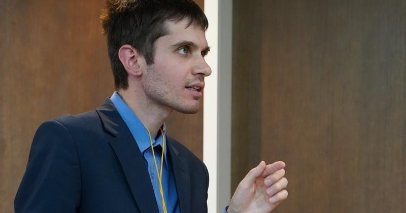 Максим Третьяков представит молодое научное сообщество Магадана на Международной школе-конференции молодых ученых