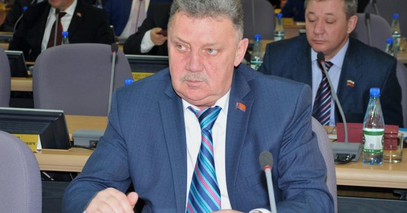 Сергей Плотников рассказал о позиции фракции ЛДПР в отношении актуальных для Магаданской области вопросов