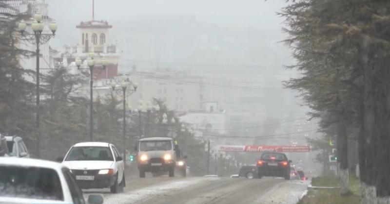 Непогода в Магаданской области затянется
