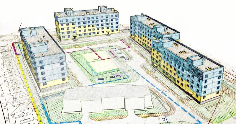 Современный жилой комплекс появится в Магадане в конце следующего года