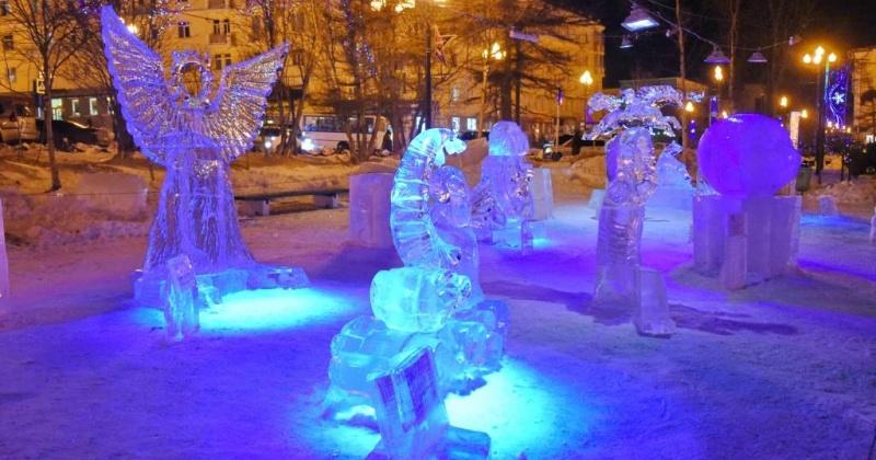 Конкурс ледяных скульптур «Магаданский хрусталь» будет проходить в областном центре с 1 ноября по 21 декабря