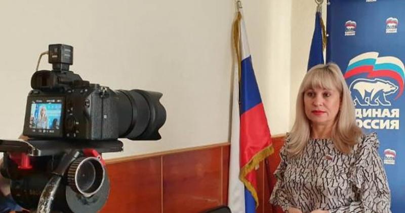 Виктория Голубева: Правила получения пособия по уходу за ребенком должны защищать интересы родителей малолетних детей Магадана