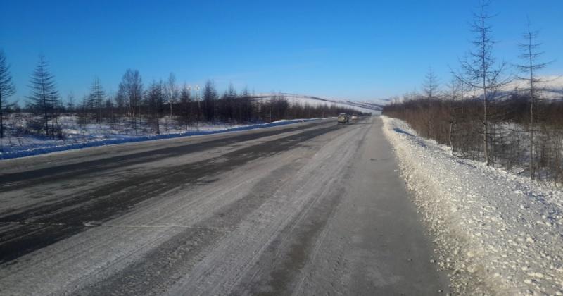 Колыма вышла из списка отстающих по ремонту дорог