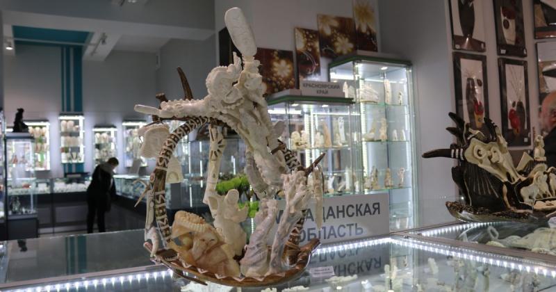 85 мастеров приедут на Международный фестиваль «Косторезное искусство народов мира» в Магадан