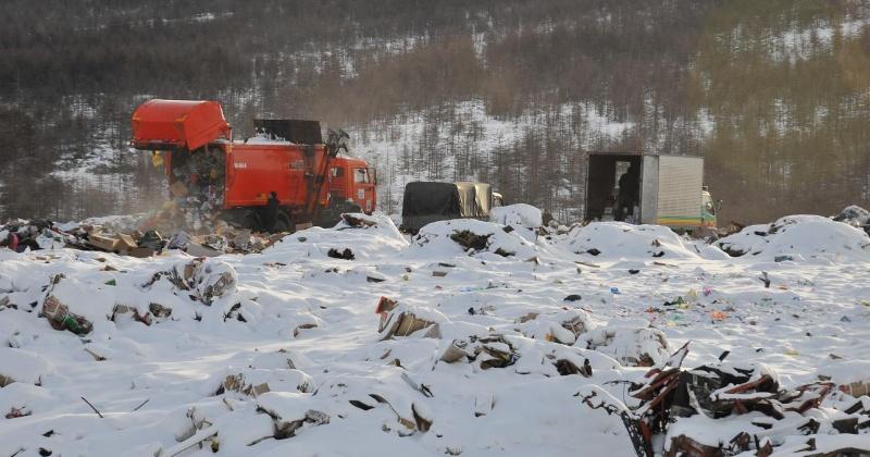 За пожар на свалке Магадана оштрафован региональный оператор по обращению с ТБО