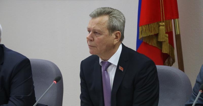 Сергей Абрамов: Надеюсь, мы получим качественные изменения в объёмах финансирования и основных сферах экономического развития