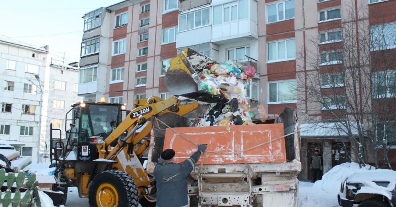 Предприятия Магадана могут оштрафовать на 100 тыс. рублей за  отказ или уклонение от заключения договора на вывоз ТБО