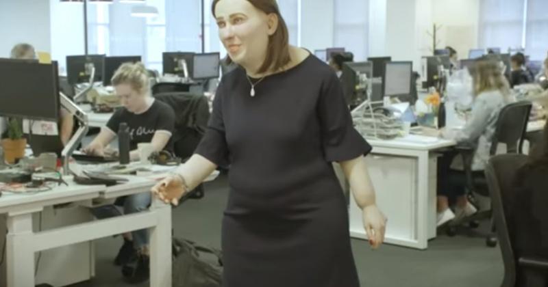 Вот так вы будете выглядеть через 20 лет работы в офисе