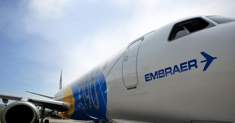 Новый Embraer 190 будет летать из Хабаровска в Магадан