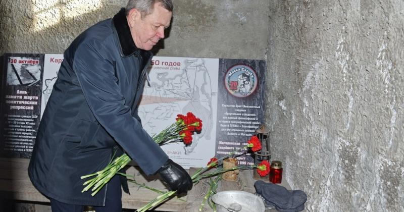 Сергей Абрамов: Колокол памяти сегодня звонит по всей России, чтобы не допустить повторения массовых репрессий и новых человеческих жертв