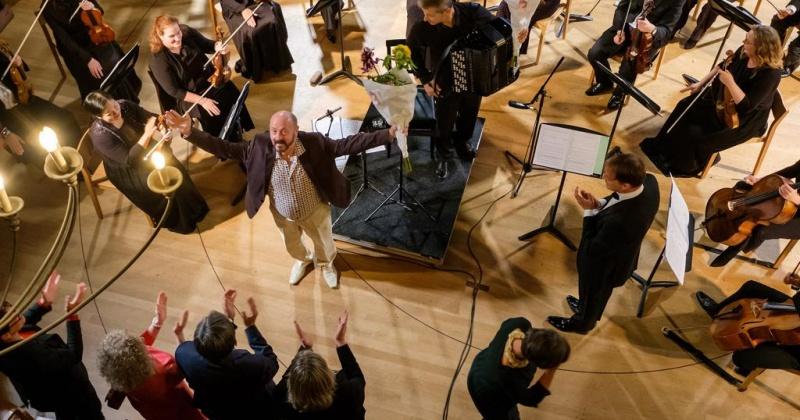 В Нидерландах состоялась мировая премьера первой колымской симфонии магаданского композитора Александра Нагаева