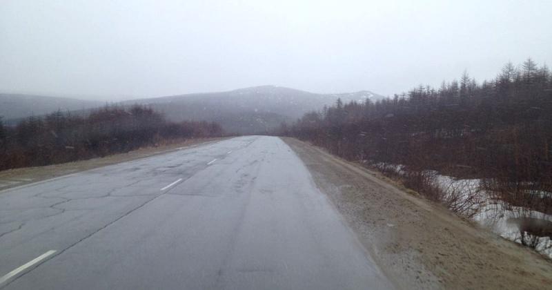 В 2019 году на Колыме отремонтировано 28 участков дорог