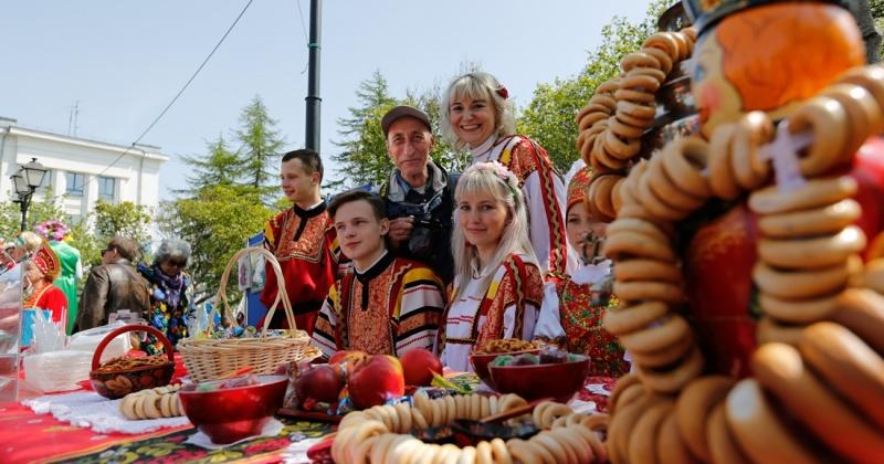 Колымчан приглашают к участию в Всенародной акции ко Дню народного единства